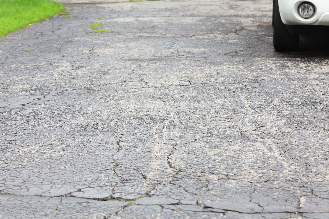 How to Protect Your Asphalt Driveway from Erosion