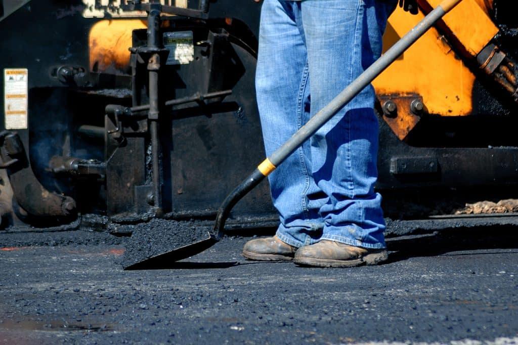 Asphalt paving companies Calgary