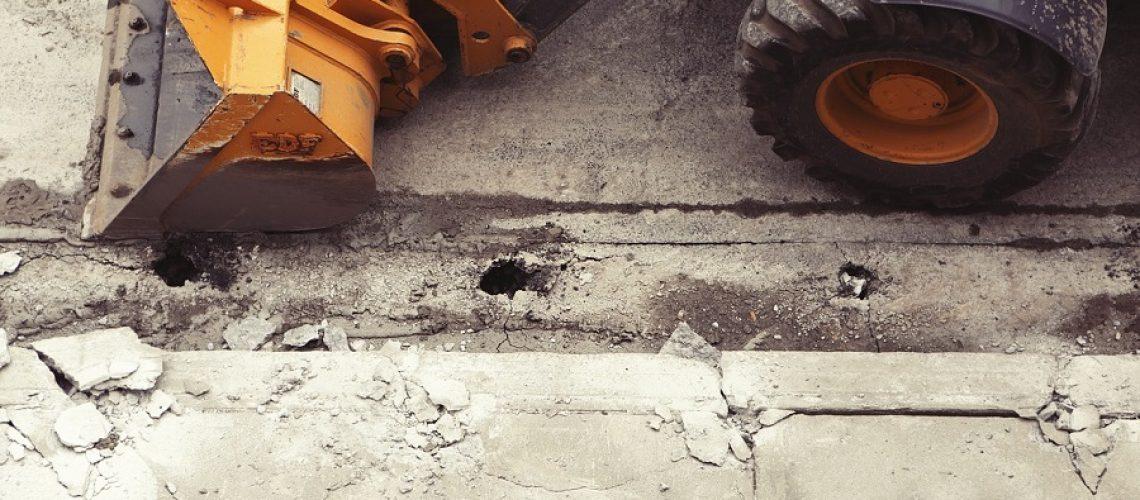 excavation-bulldozer